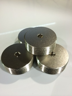 Electroless Nickel Boron Nitirde